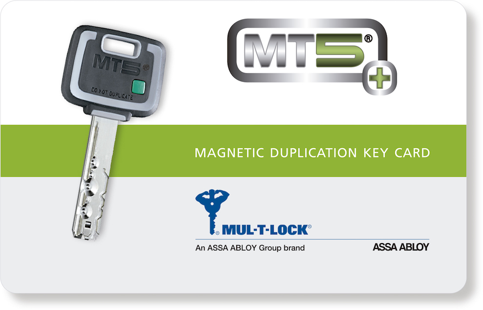 Цилиндр Mul-t-Lock MT5+ L95 - Mul-t-locks.ru