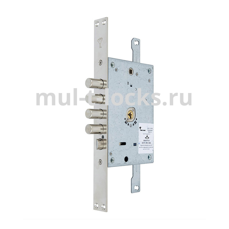 Замок врезной Mul-t-lock OMEGA Plus OFMPB1 - Mul-t-locks.ru