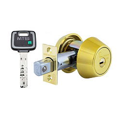 Замок дед-болт Mul-t-lock Hercular MT MT5+ - Mul-t-locks.ru